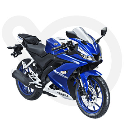 Rent a Yamaha R15 150cc from Bikago