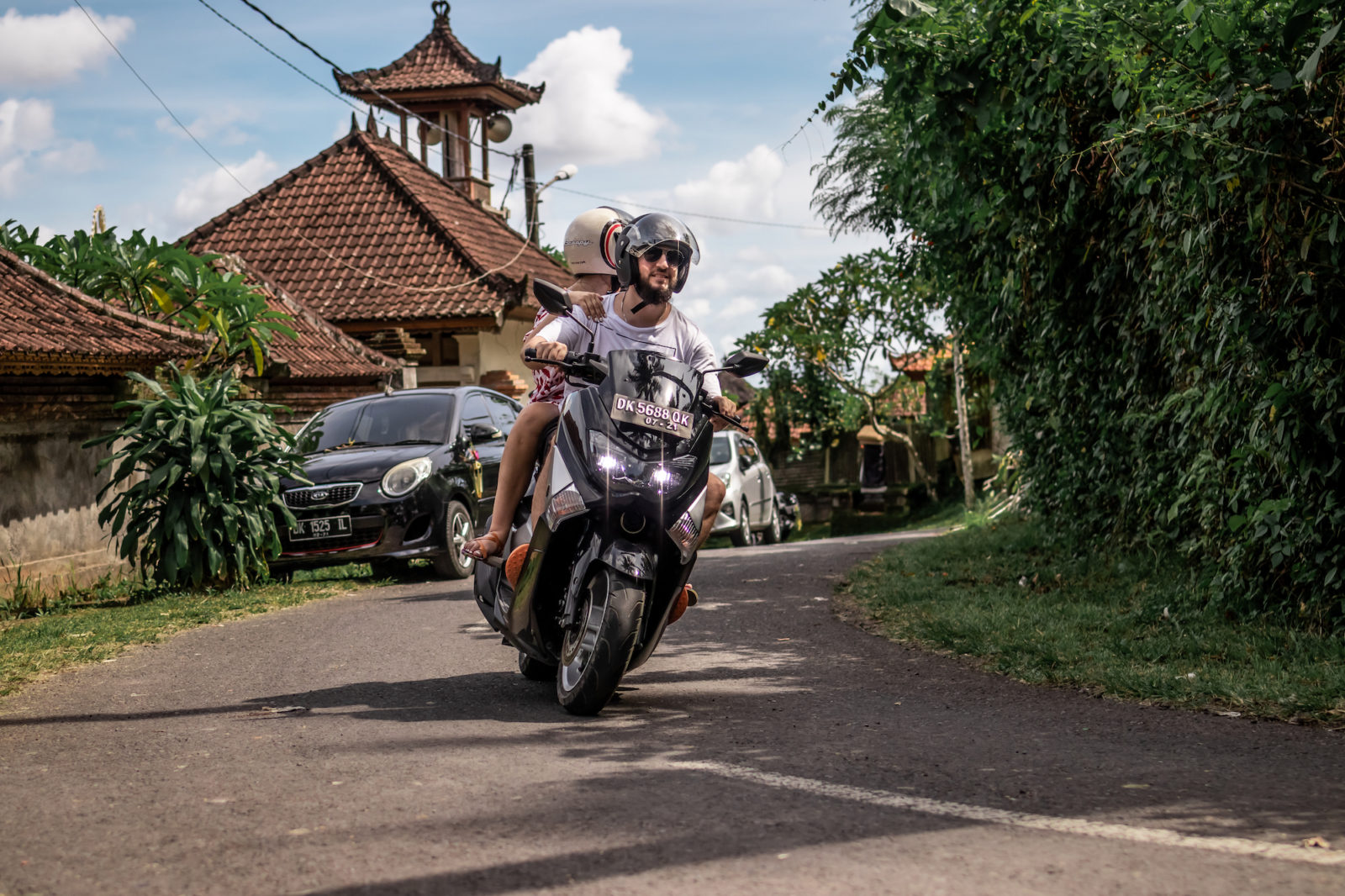 Rent a bike or scooter on Bali - Bikago